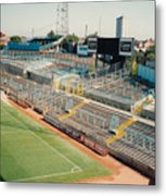 Coventry City - Highfield Road - East Stand Swan Lane 2 - August 1991 Metal Print