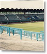 Coventry City - Highfield Road - South Side Main Stand 2 - August 1991 Metal Print