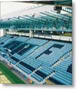 Coventry City - Highfield Road - South Side Main Stand 3 - August 1997 Metal Print