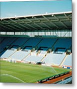 Coventry City - Ricoh Arena - North Stand 1 - April 2006 Metal Print