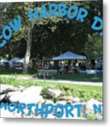 Cow Harbor Day  Metal Print