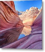 Coyote Buttes 5 Metal Print