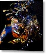 Crab Nebula Metal Print by Terril Heilman