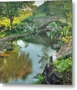 Stewart  Bridge Metal Print