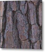 Cracks Of Time Metal Print