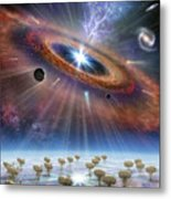 Cradle Of Life Metal Print