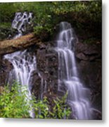 Cranberry Falls. Metal Print by Itai Minovitz
