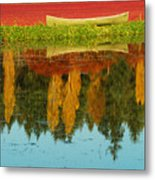 Cranberry Fields Metal Print