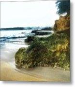 Crash Boat Beach, Pr Metal Print