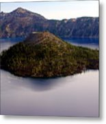 Crater Lake 1 Metal Print