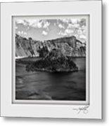 Crater Lake 17 Metal Print