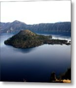 Crater Lake 2 Metal Print