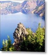 Crater Lake 4 Metal Print