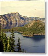 Crater Lake 6 Metal Print