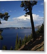 Crater Lake 7 Metal Print