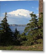 Crater Lake 8 Metal Print
