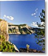 Crater Lake II Metal Print