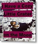 Crater11 Metal Print