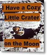 Crater34 Metal Print