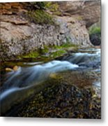 Crazy Woman Creek Metal Print