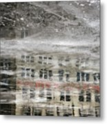 Cream City Cold Metal Print