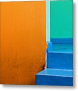 Creamsicle Metal Print