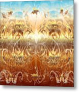 Creation II Metal Print