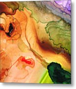 Creation's Embrace Metal Print