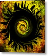 Creative Minds It Started With A Dahlia Metal Print