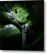 Creature Of The Night Metal Print