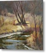 Credit River Metal Print