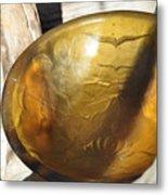 Cremonial Bowl Metal Print
