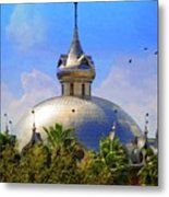 Crescent Of The Dome Metal Print