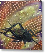 Cricket Magic Metal Print