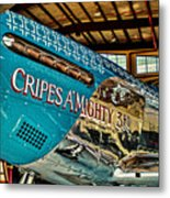Cripes Almighty Metal Print