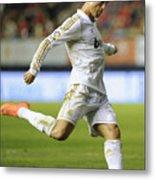 Cristiano Ronaldo 2 Metal Print