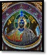 Cristo Metal Print