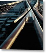 Critical Point Metal Print