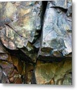 Croix Stone 1 Metal Print