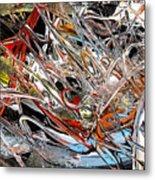 Crosscurrents Metal Print