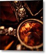 Crown Jewel Metal Print
