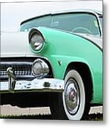 Crown Victoria Metal Print