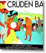 Cruden Bay, Golf Club, East Coast Route Metal Print