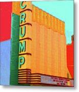 Crump Color Metal Print