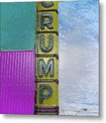 Crump Water Metal Print