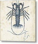 Crustaceans - 1825 - 30 Metal Print