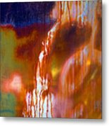 Cry Me A River Metal Print