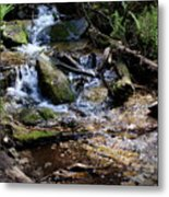 Crystal Clear Creek Metal Print