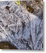 Crystal Labyrinth   Metal Print