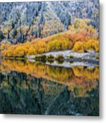 Crystal Lake Area 1 Metal Print
